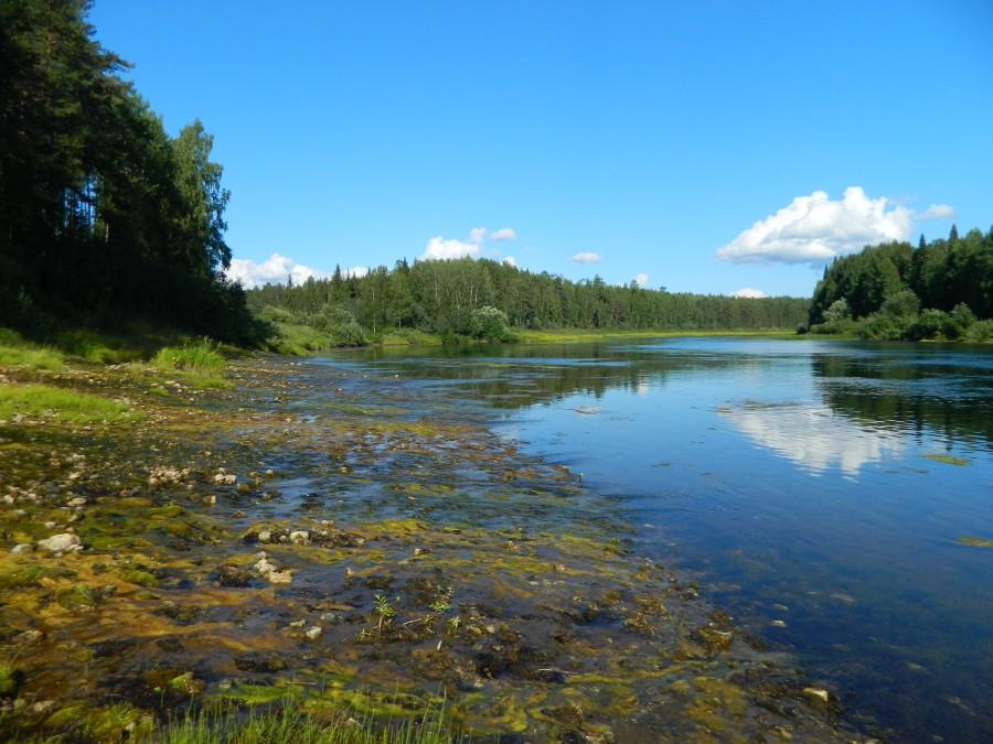 Синдорское озеро, Республика Коми