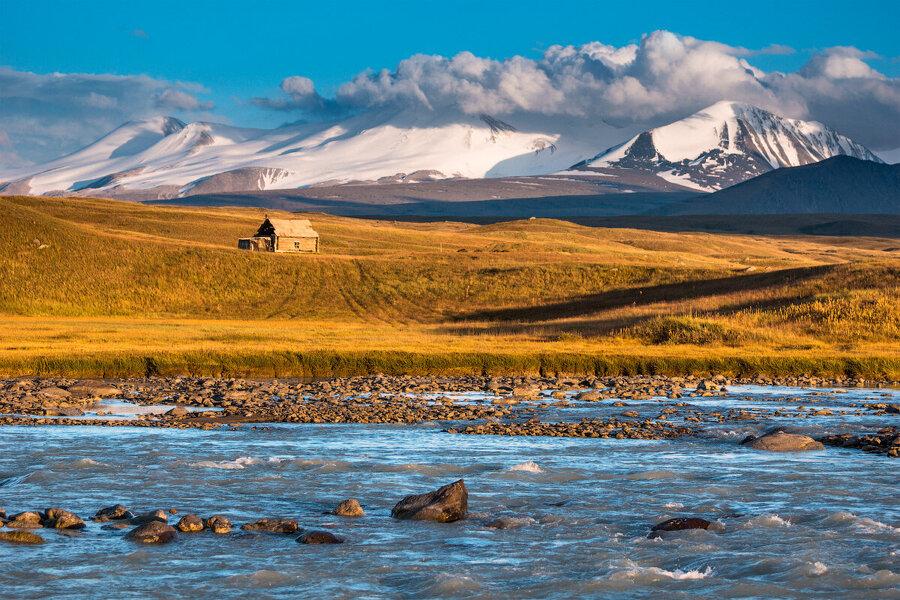 Плато Укок, Алтай