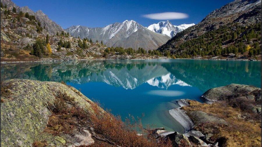 Озеро Дарашколь, Алтай