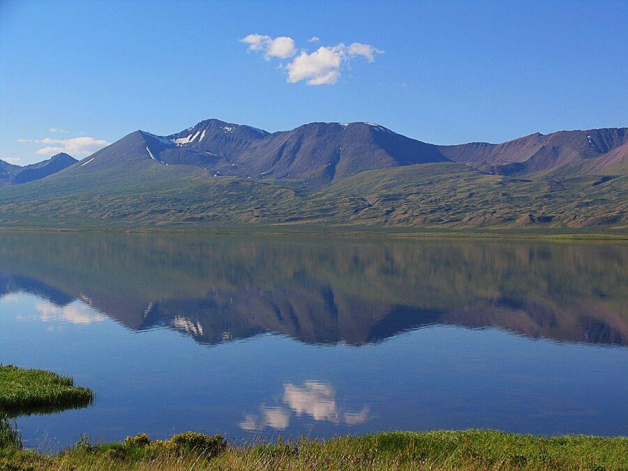 Озеро Джулукуль, Алтай
