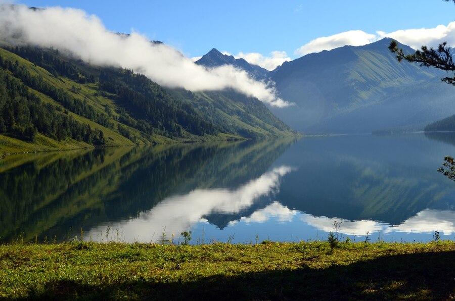 Тайменье озеро, Алтай