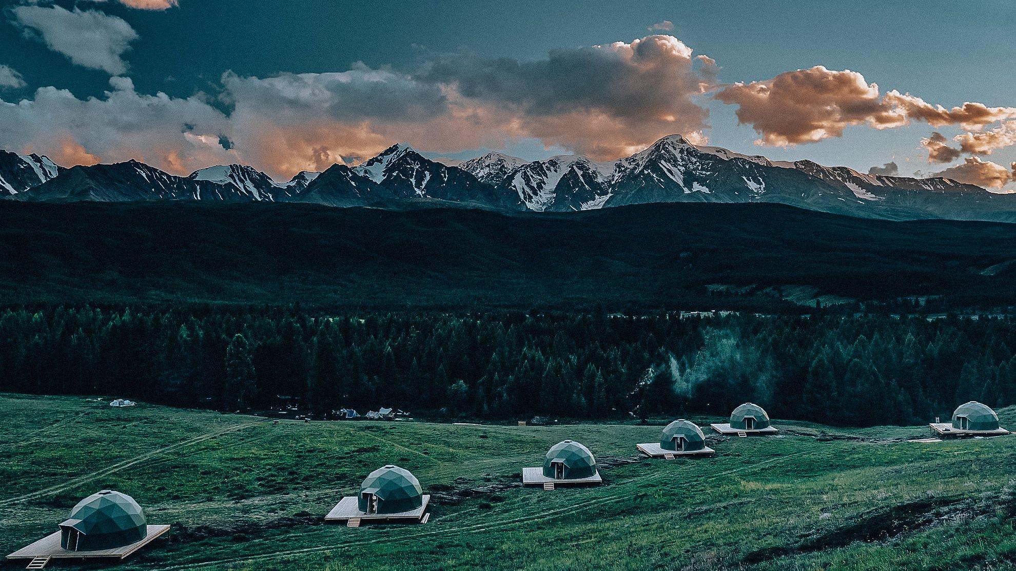 Золотые горы Алтая: места, которые стоит посетить