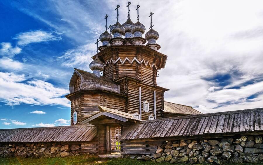 Церковь Божией Матери Покров