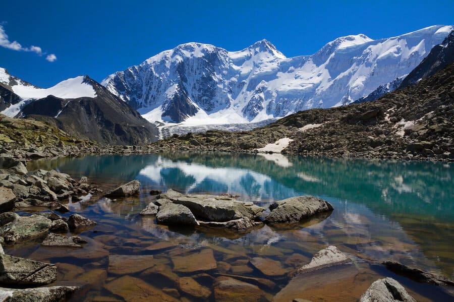 Описание горы Белухи