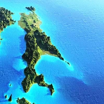 Экскурс в географию и историю острова Сахалин