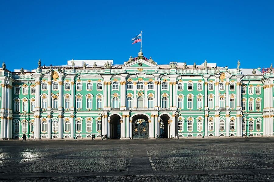 Ансамбль Дворцовой площади и Зимний дворец