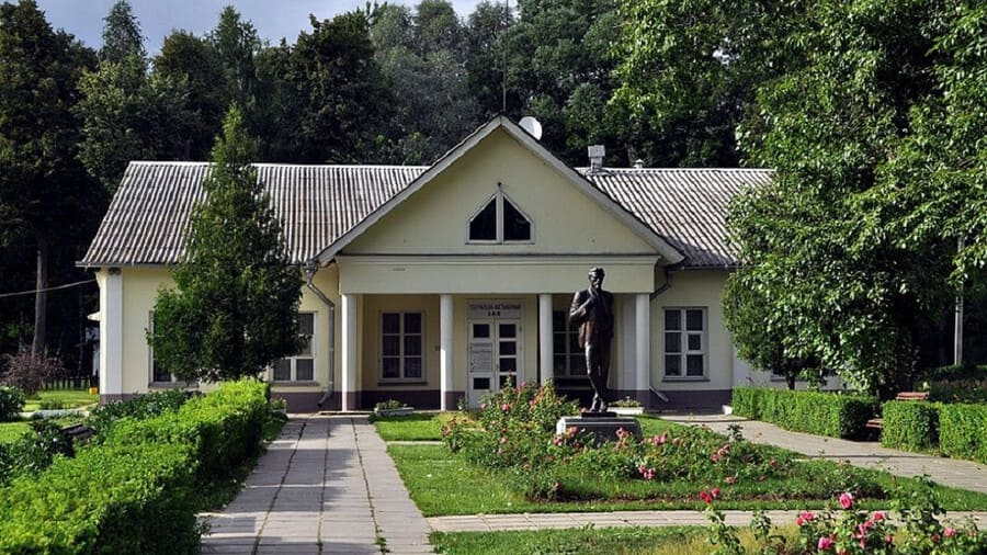 Музей-Заповедник А.П. Чехова