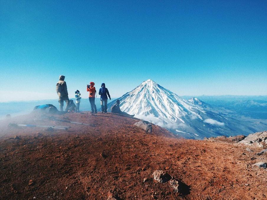 Маршруты по вулканам Камчатки