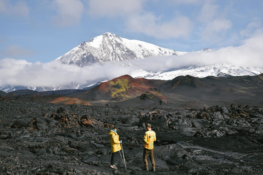 Русские вулканы на Камчатке