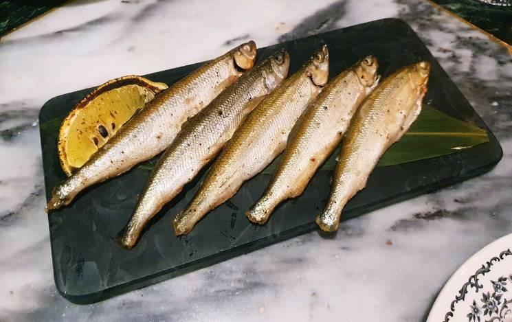 Рыба Сахалина