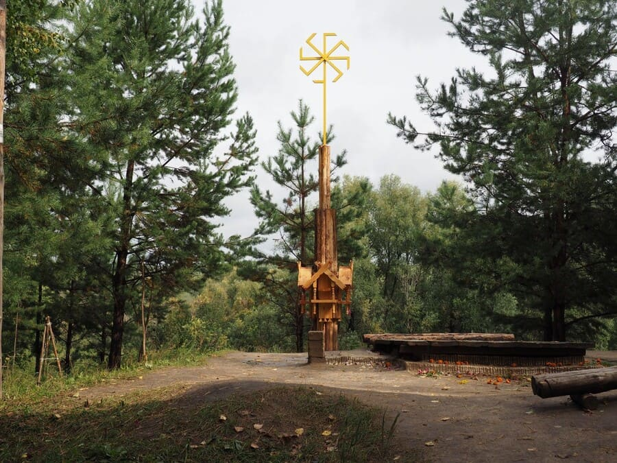 Село Окунёво