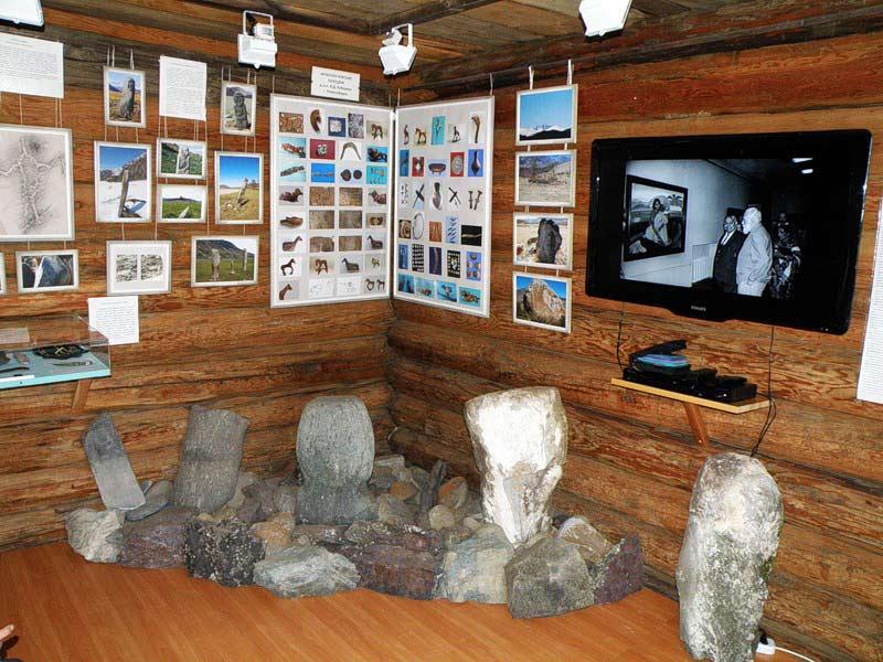 Дом-музей Н. К. Рериха на Алтае