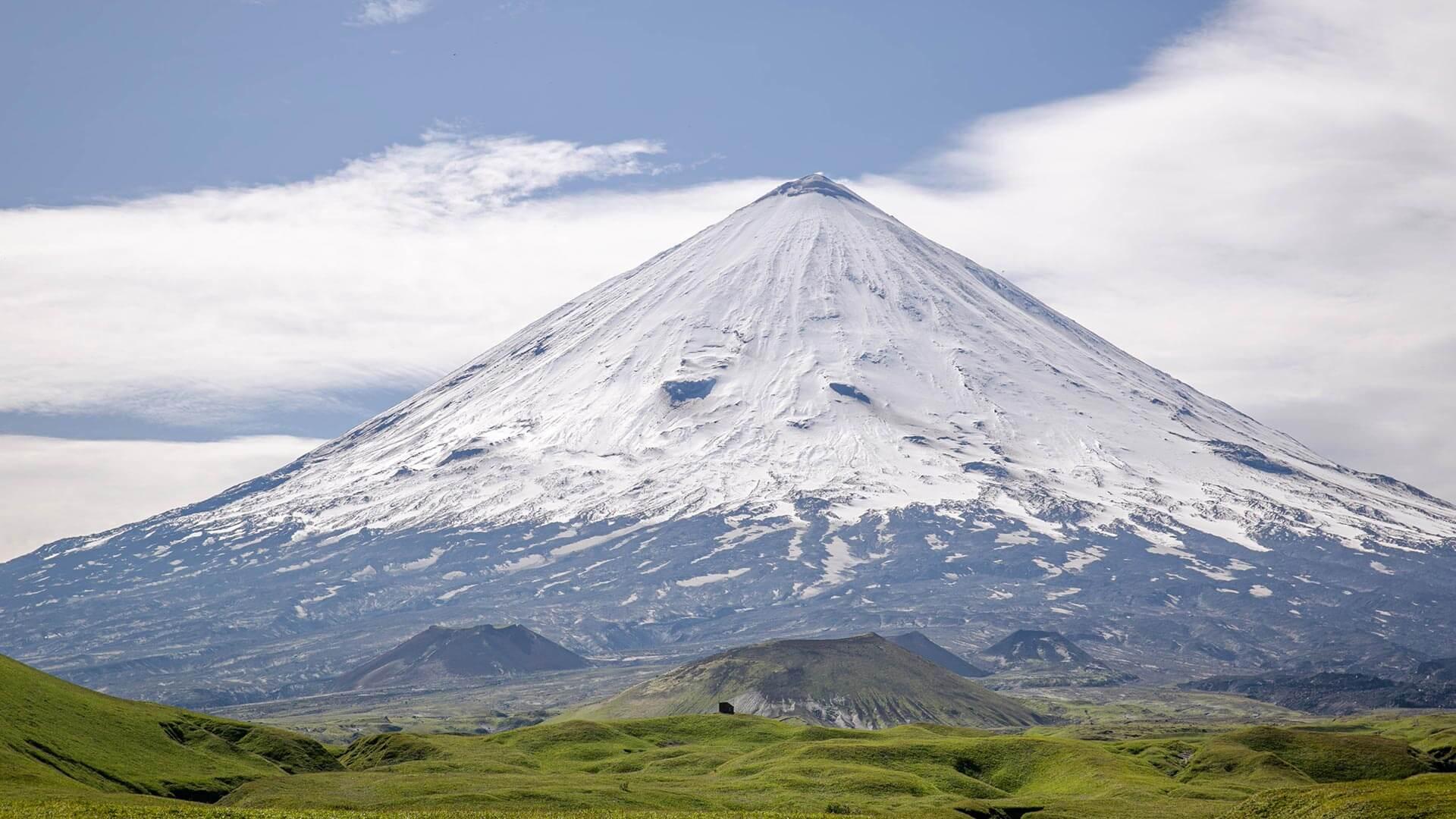 Вулканы Камчатки – там, где дышит Земля