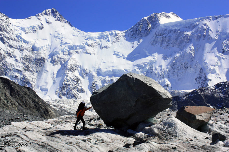 Влияние горы Белухи на человека