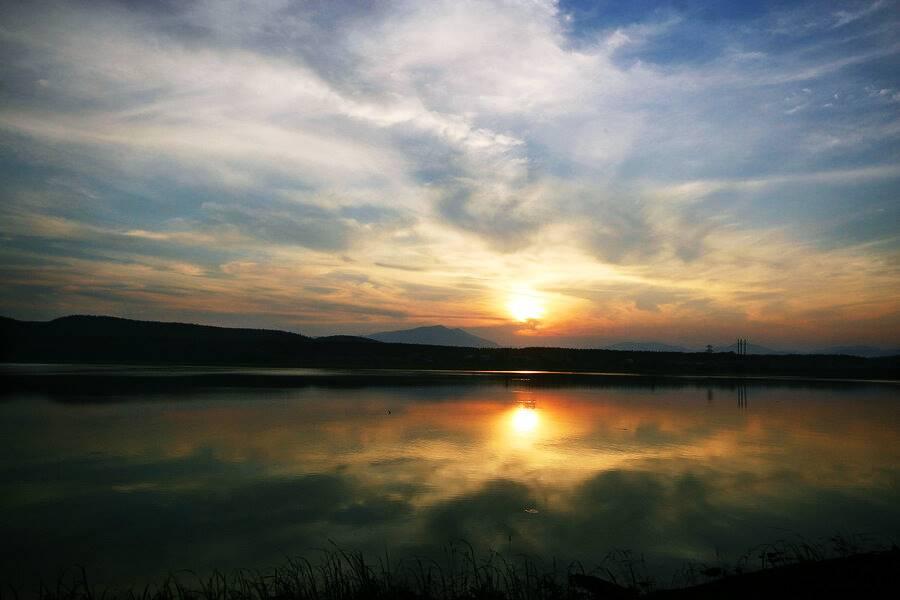 Озера Тунайча и Изменчивое