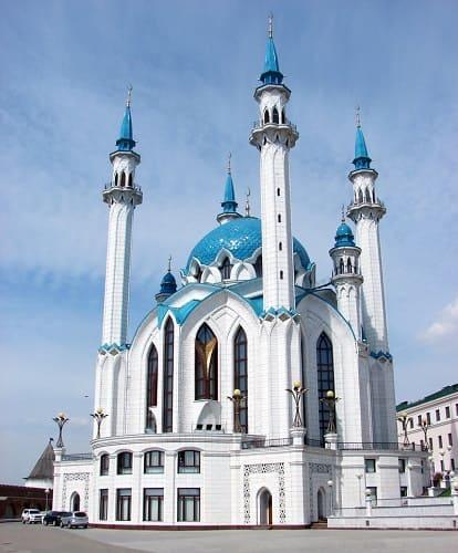 Казанский Кремль. Мечеть Кул-Шариф