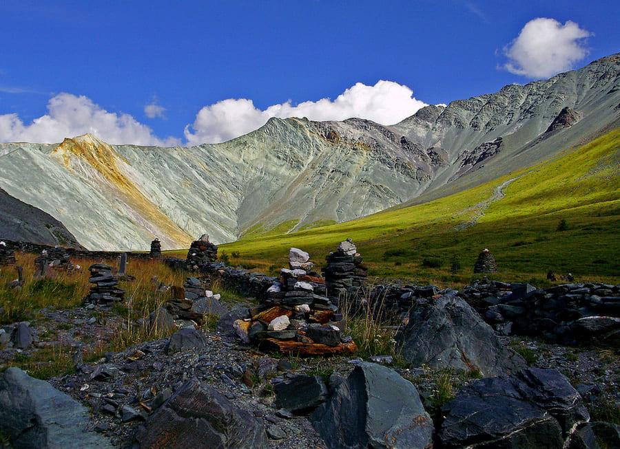 Достопримечательности горы Белухи
