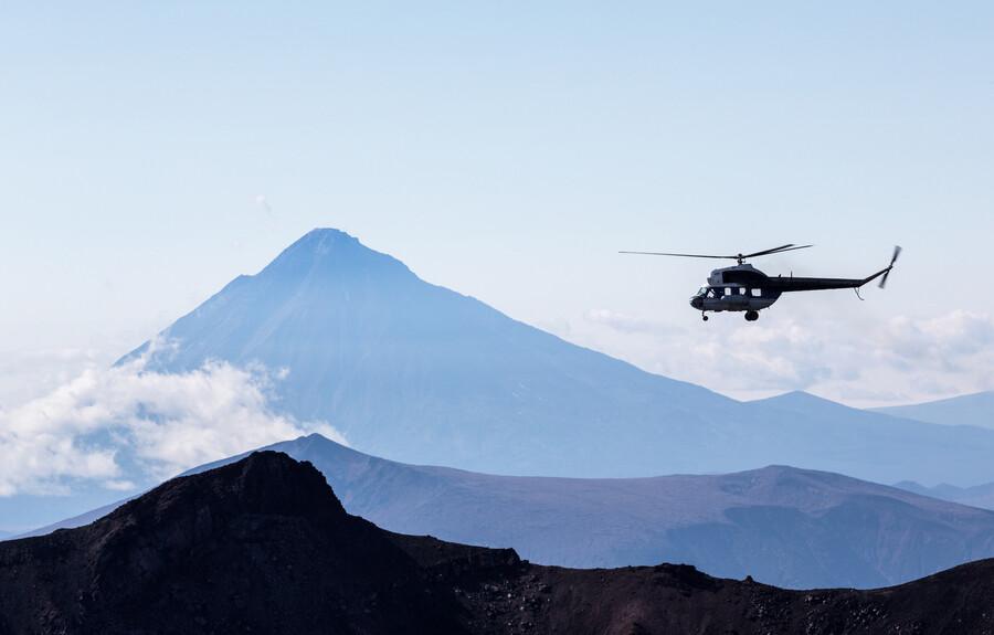 3 весомых причины побывать на вертолетной экскурсии по Камчатке