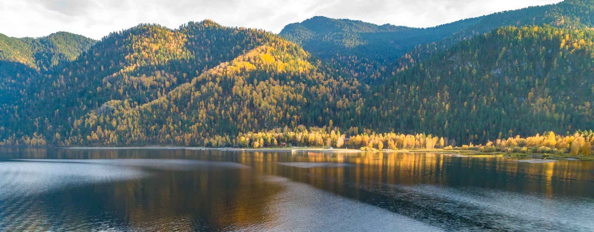 Отдых на Телецком озере, который останется в памяти навсегда