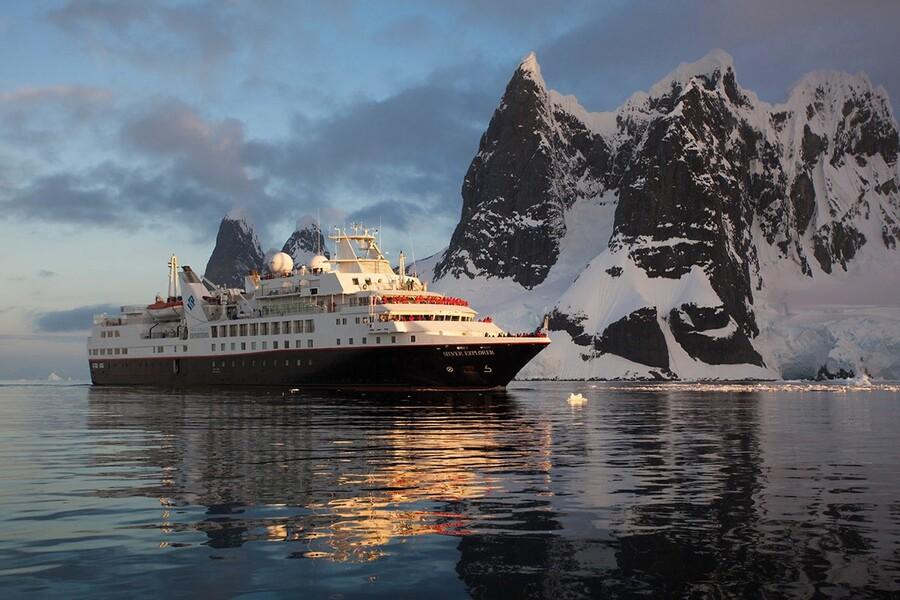 Морской круиз в Арктику