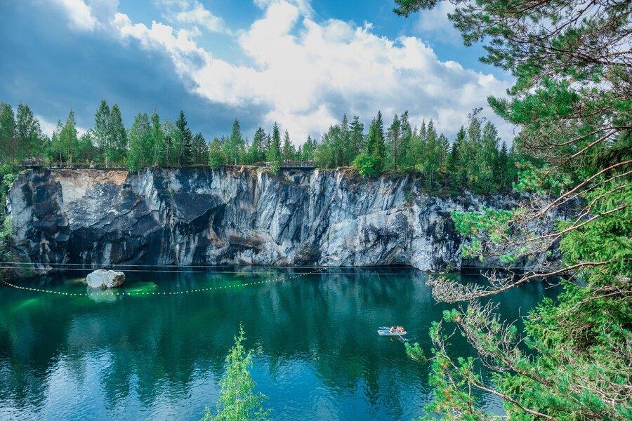 История, география и климат Карелии