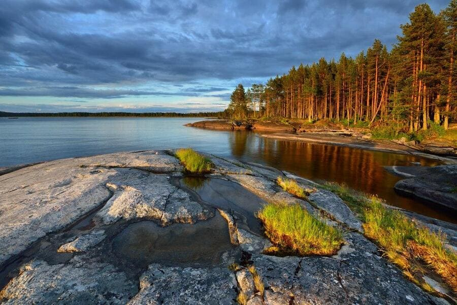 История и география Карелии