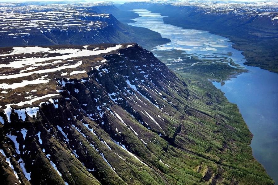 Климат на плато Путорана