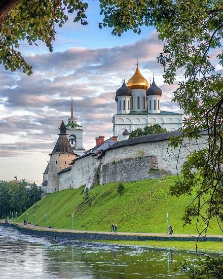Псков – древний город Руси