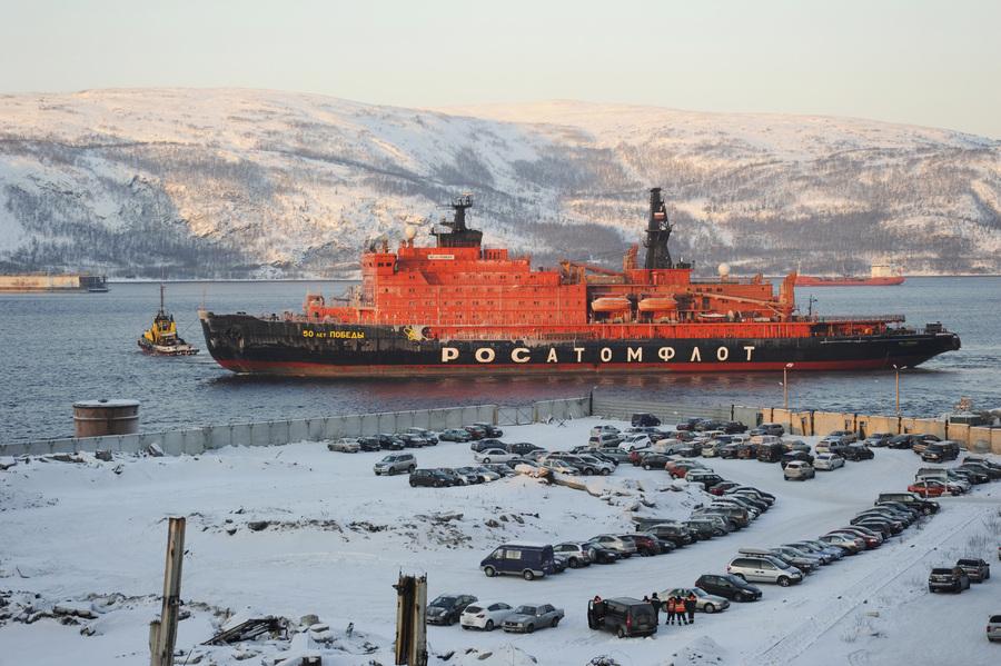 Арктика – северный морской путь