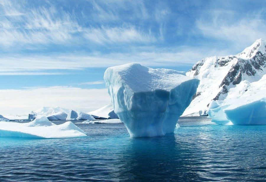 В каких местах можно увидеть арктические льды в 2021 году