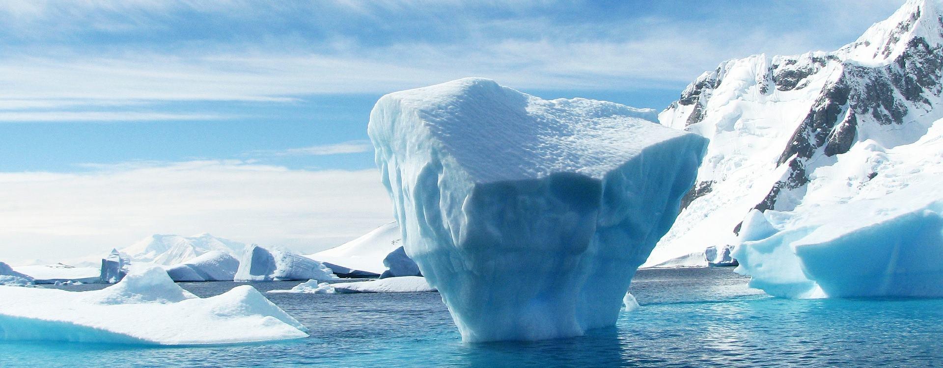 Льды Арктики