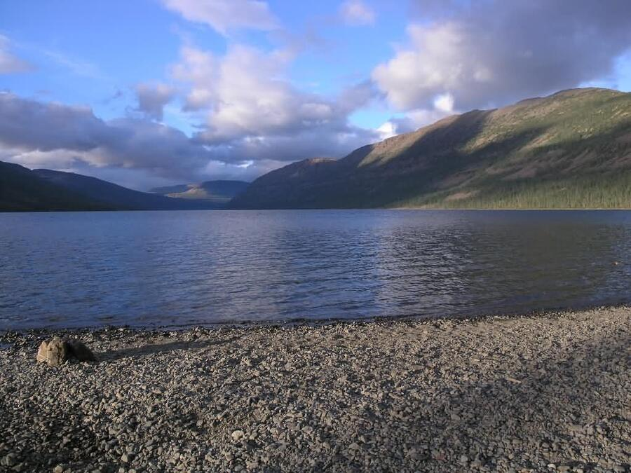 Озеро Кета