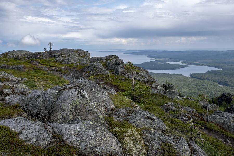 Карельские горы